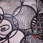 Jenny T. Designs T-Tangle Art Workshop