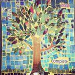 Jenny T. Designs Tree Mosaic Art Workshop
