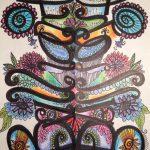 Jenny T. Designs Reflective Word-Art Workshop